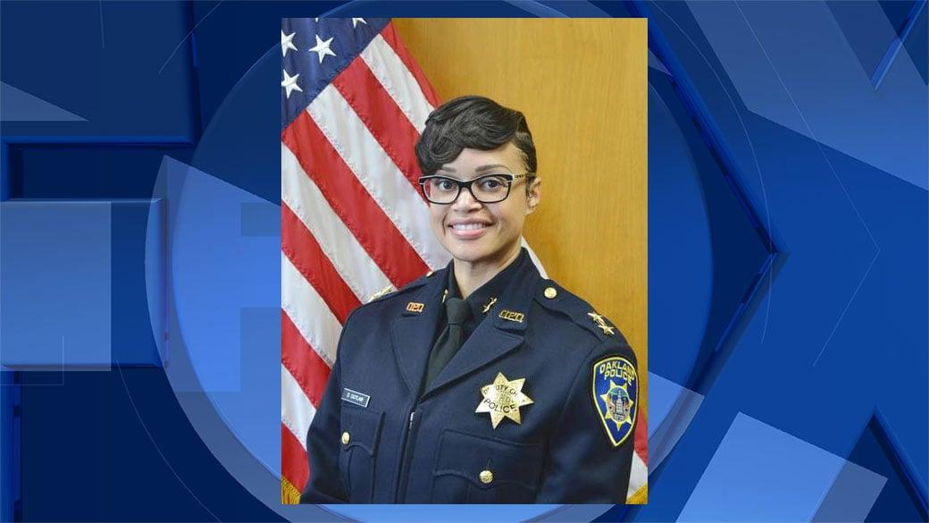 Wheeler Names Danielle Outlaw New Portland Police Chief