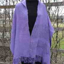 shawl purple 16.08
