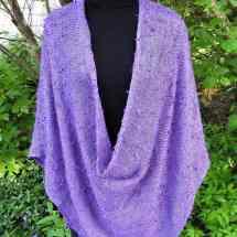 wrap purple 19.98