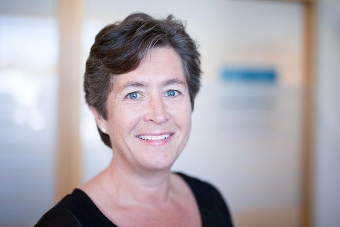 Bjørg-Kristine Østebø