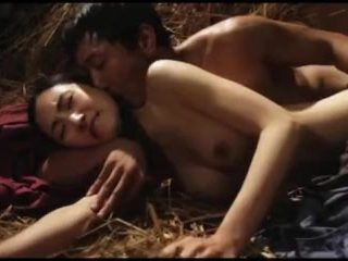 韓国女優の濡れ場53