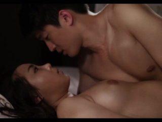 韓国女優の濡れ場113