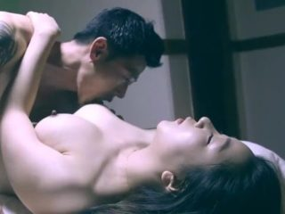 韓国女優の濡れ場120