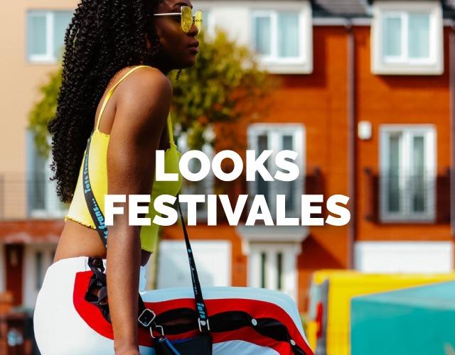 looks festivales en Krack