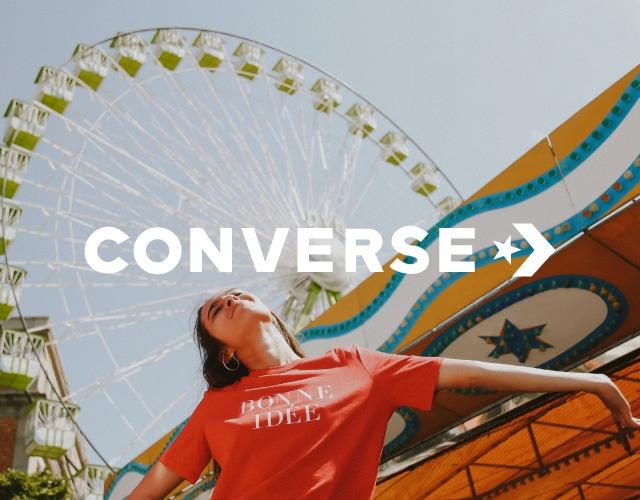 nueva colección de Converse All Star en Krack