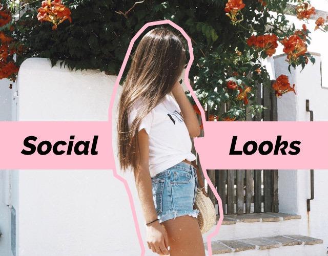 social looks outfits instagram de septiembre