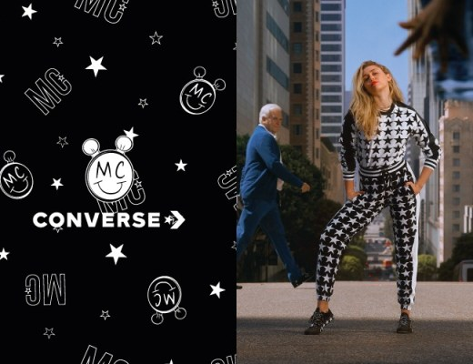 Converse x Miley Cyrus all star en Krack