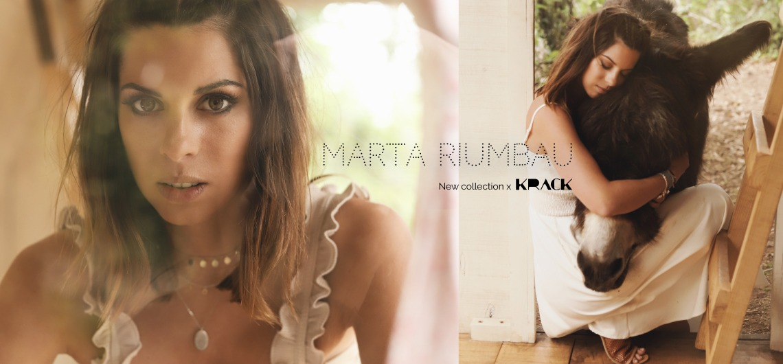 marta riumbau x krack collection