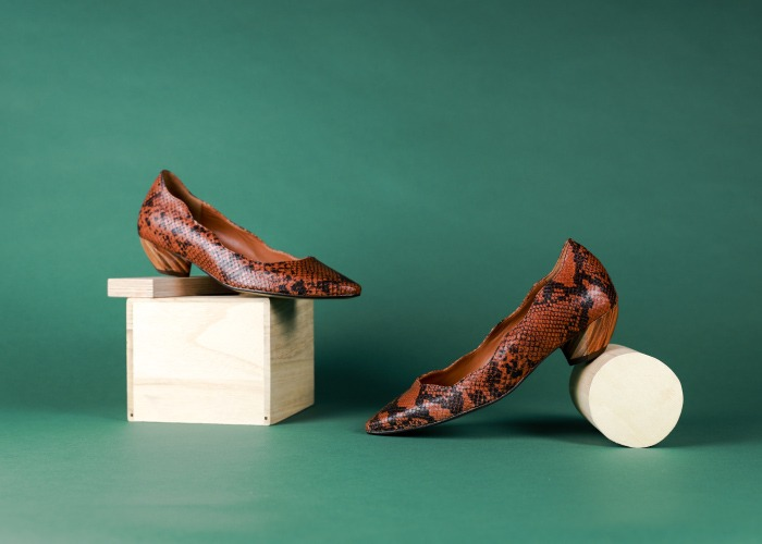 zapatos de vestir de tacón para mujer rt by roberto torretta