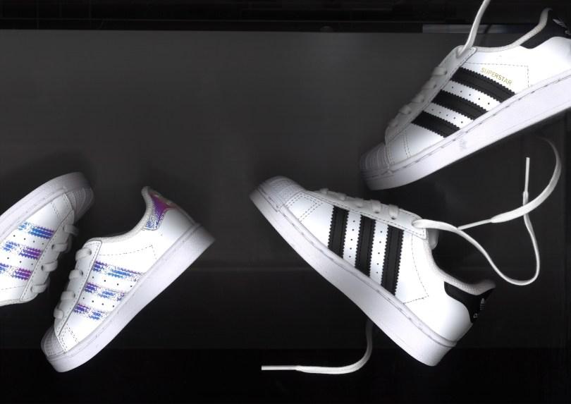nuevas zapatillas kids niños adidas superstar c