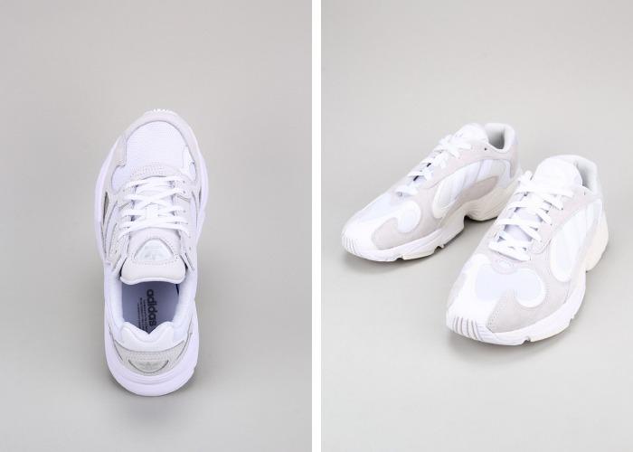 Comprar adidas blancas yung de rebajas en Krackonline