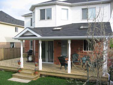 Porches, Decks, & Exteriors