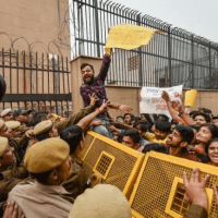 As JNU protests continue, 3 other varsities witness student-led strikes and sit-ins