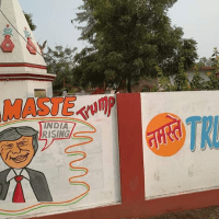 Namaste Trump? Modi's one upmanship key to 'welcoming' US President in Ahmedabad