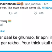 The Corona of Misogyny: What kind of man wishes rape on women who oppose death penalty for rapists?
