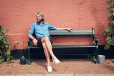 På bænken