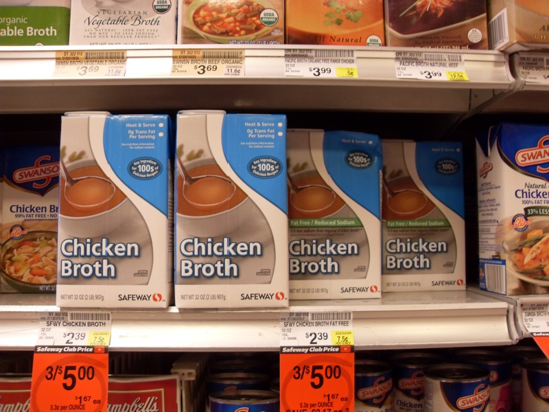 <span class='p-name'>No, Put the Chicken Broth Back!</span>