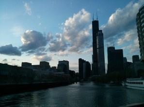 Darken Skyline