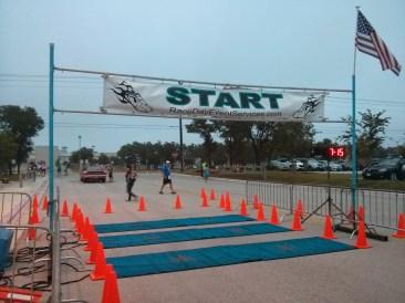 Run Texas 8k Start