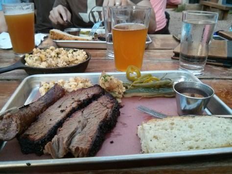 BBQ at Freeman's