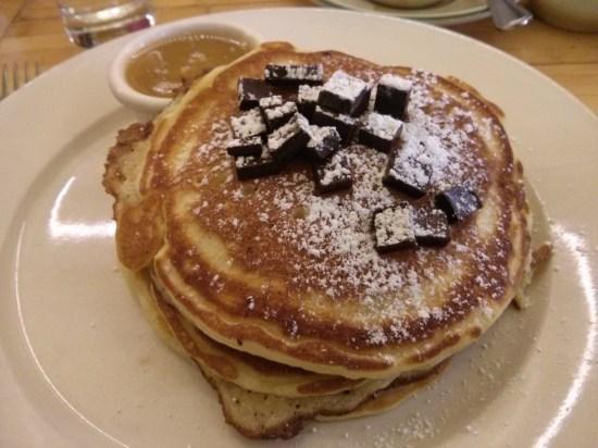 Clinton St Baking Company Pancakes