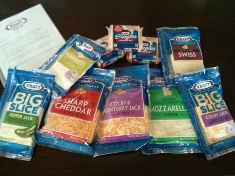 Kraft Cheeses