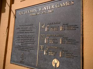 A few stops were Olympic venues for the 2002 SLC games.