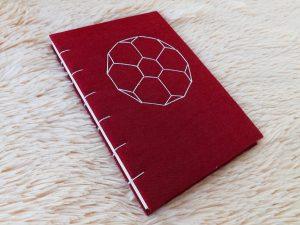 jurnal handmade minge