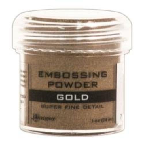 Ranger Embossing Powder Super Fine Gold