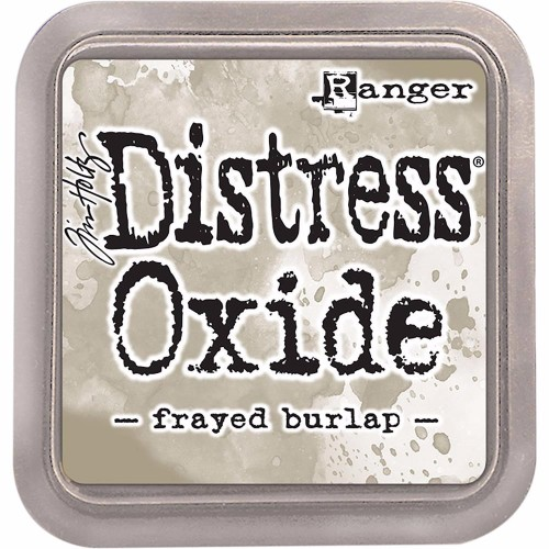 Distress Oxide Frayed Burlap