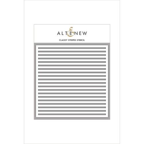 Altenew – Classy Stripes Stencil