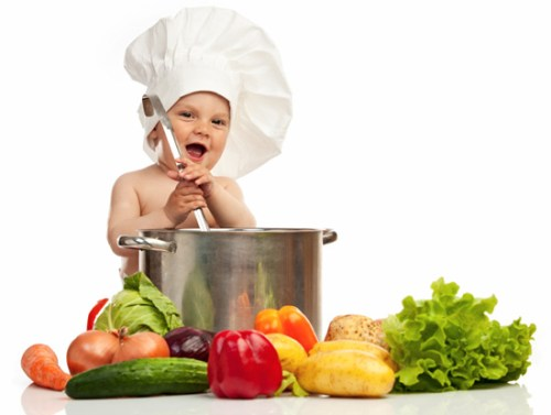 Recipes: Baby food 2