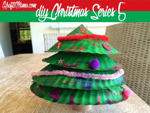 DIY Christmas #5: Christmas tree ornament