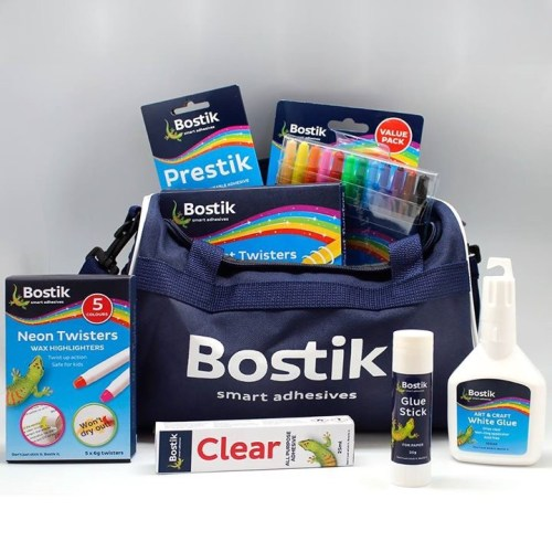 Give Away!!! Bostik Hamper worth R500!