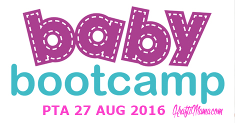 {{Give Away}} Win one of 3 double tickets to the Pretoria Baby Bootcamp!