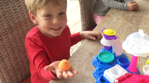 Play Doh Review