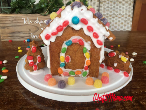 GingerbreadhousekitSA, KraftiMama Review