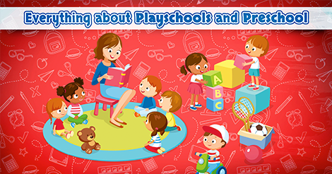 Guest Post: Everything About Play School and Preschool