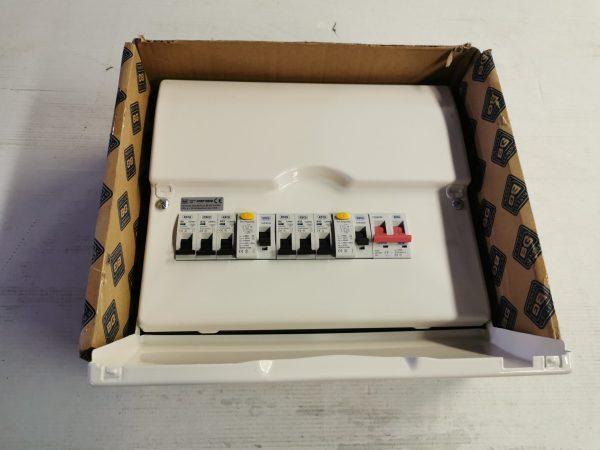 Virsapmetuma Elektroinstalācijas kārba 100A 1
