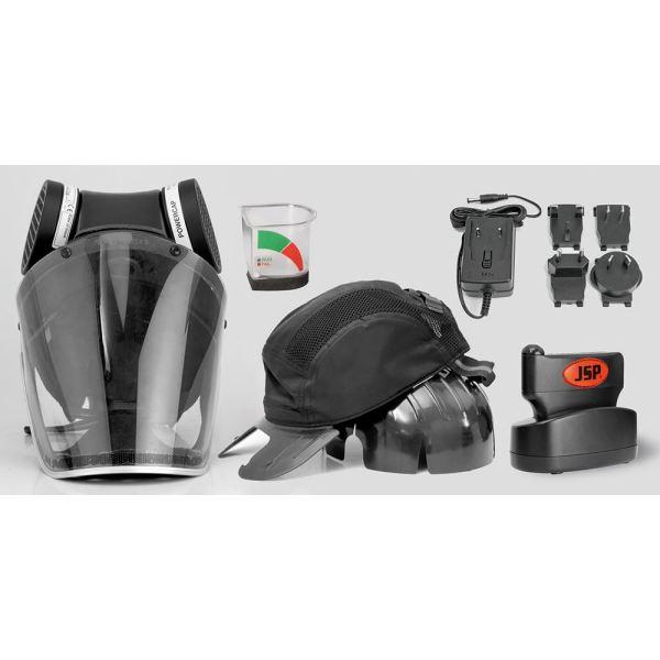 JSP aizsargmaska/respirators 3