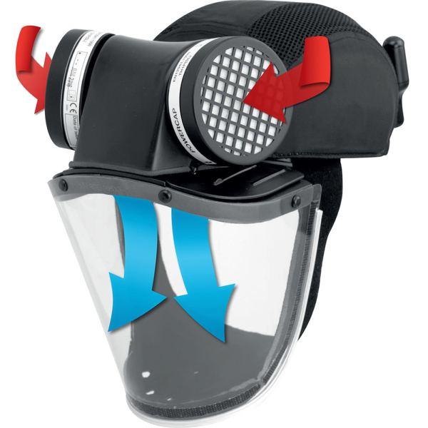 JSP aizsargmaska/respirators 1