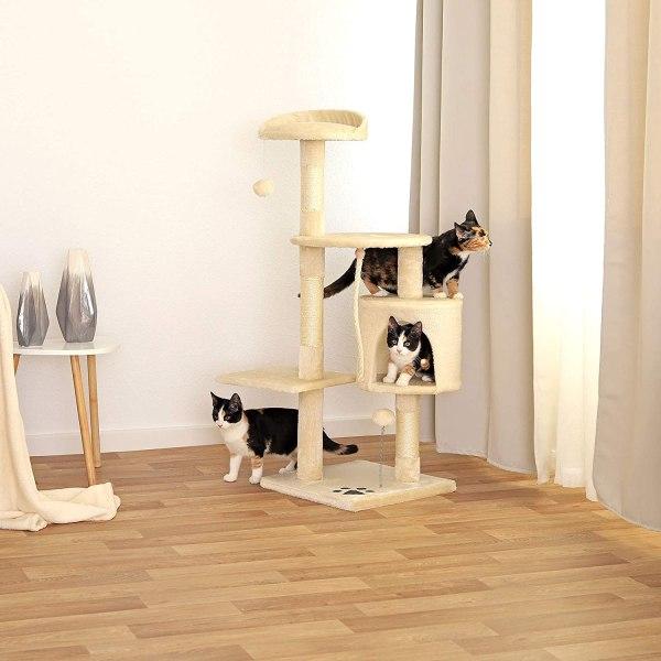 DIBEA KB00201 kaķu māja 1
