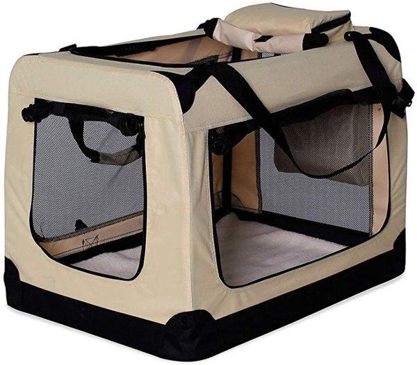 DIBEA TB10044 XXL dzīvnieku transportēšanas soma 1