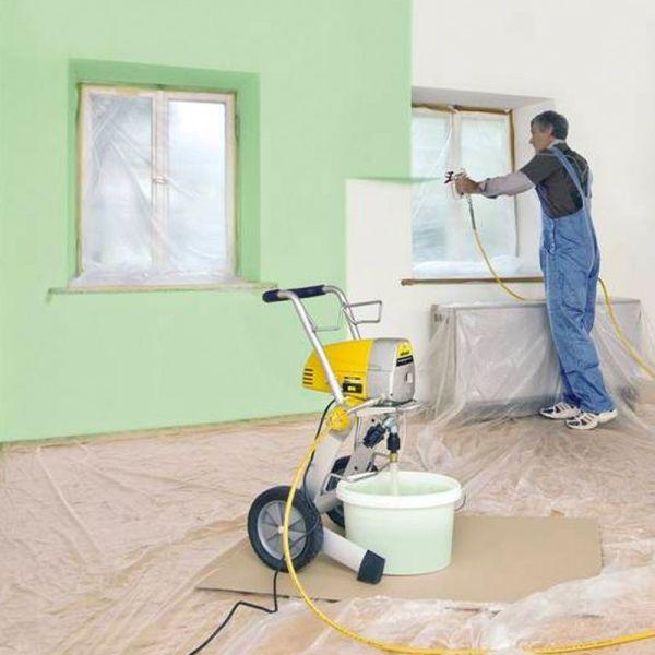 WAGNER PROJECT PRO119 krāsošanas iekārtas noma 2