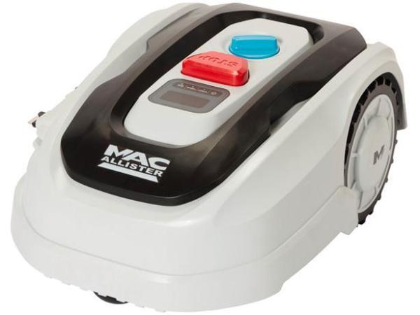 MAC ALLISTER MRM250 zāles pļaušanas robots 1