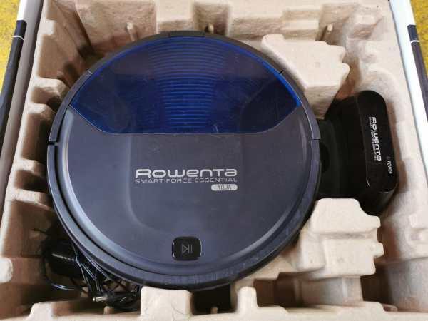 Rowenta Smart Force Essential Aqua RR6971 robots- putekļu sūcējs 5