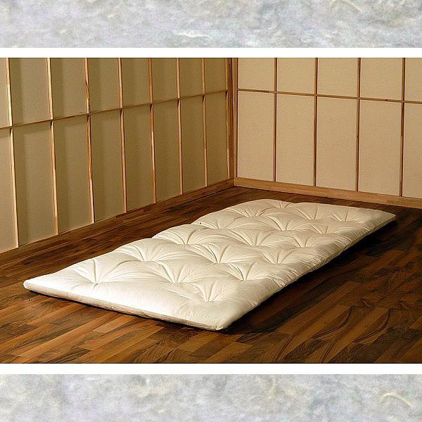 Futon Yoga Shiatsu 140x200 matracis 3