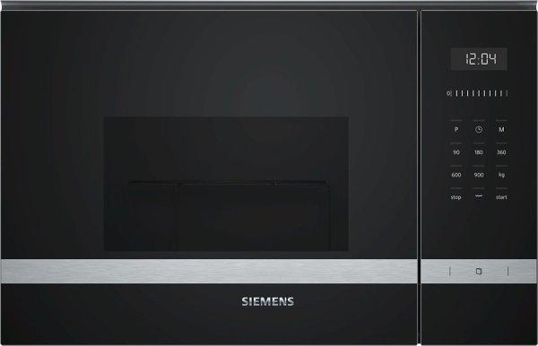 Siemens BE525LMS0 Iq500 iebūvējama mikroviļnu krāsns 1