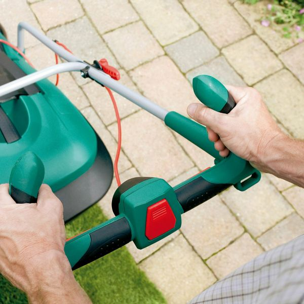Bosch Rotak 370 ER elektriskais zāles pļāvējs 2