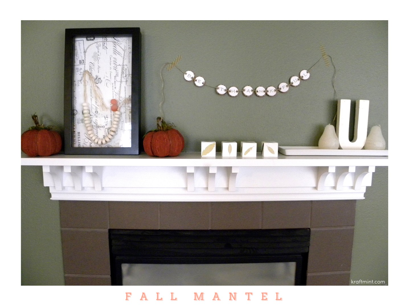 kraft&mint Fall Mantle 2013